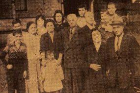 Serovpe Boghosian, Hagop Paragian and Krikor Ulukian families – Canada