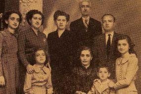 Simonian and Berberian families – Athens