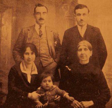 Simonian family – Cyprus