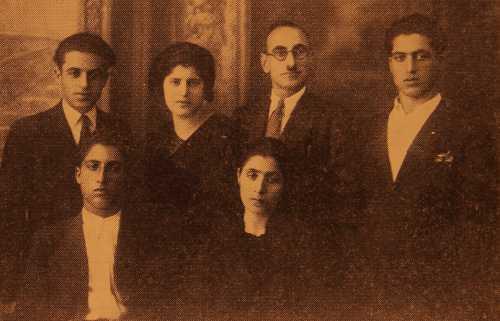 Simonian family - Erevan