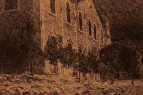 Southern side of the Armenian Church – Sivrihisar