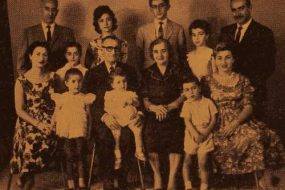 Terzian and Gezumian families – Paris