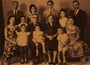 Terzian and Gezumian families – Paris