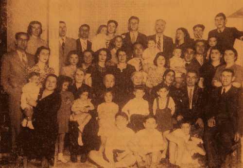 The Momjian, Madenian, Fereshedian, Tosunian families – Argentina