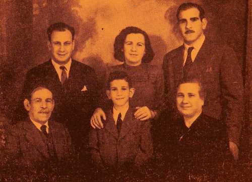Tosunian family – Buenos Aires