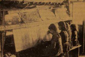 Weaving workshop in Sivrihisar