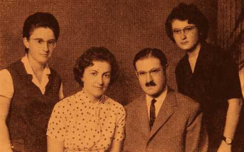 Zaven Balian family – Beirut
