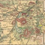 Kesaria district historical Armenian map 1914-1918