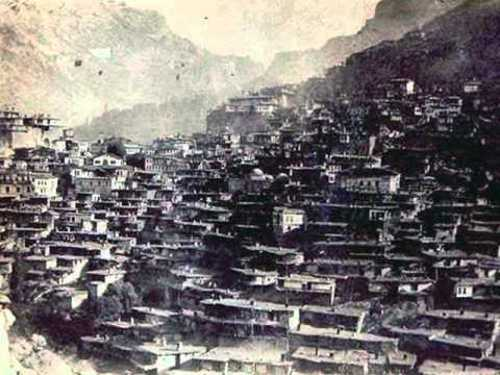Zeytun town – 1906