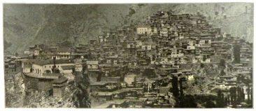 Hajen village town – 1907