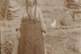 Areguine Aslanian, Sassoun survivor in 1917