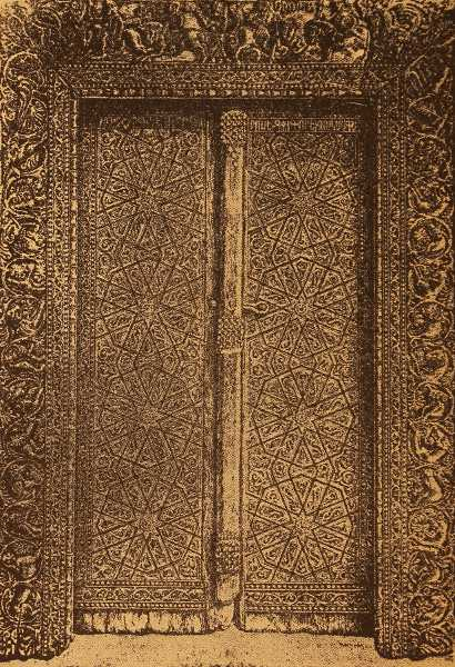 Gate of Surp Arakelots Vank
