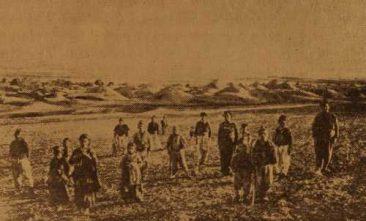 Gouravou village in Daron province