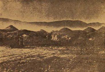 Khaskur village near Bitlis and Mush