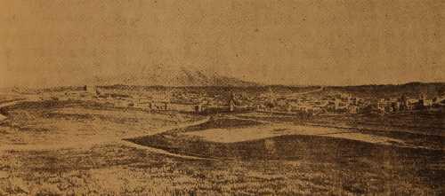 Malazgerd city in Daron province