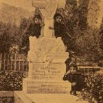 Mausoleum for Megerdich Sareyian in Smyrna