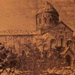 Oshk Armenian Monastery near Tortum
