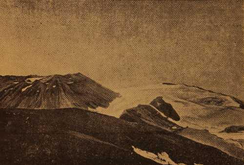 Summit of Mount Sipan