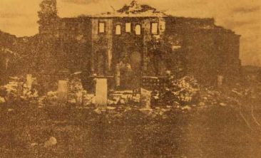 Surp Garabed Monastery near Mush, destroyed in 1915