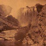 Tortum waterfalls in Garin province.