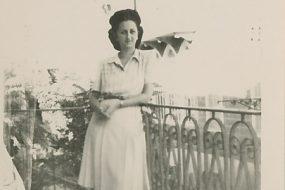 Anahid Balian – early 1940s