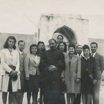 Anahid Kaloustian, Lalig Tutunjian - 1940s