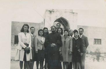 Anahid Kaloustian, Lalig Tutunjian – 1940s