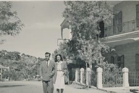 Antranik and Anahid Balian – 10 October 1946