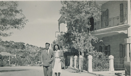 Antranik and Anahid Balian – 10 October 1946