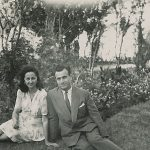Antranik and Anahid Balian - 9 June 1946