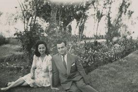 Antranik and Anahid Balian – 9 June 1946