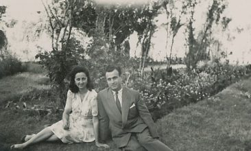 Antranik and Anahid Balian – 9 June 1946