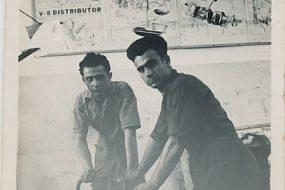 Antranik Balian – early 1940s