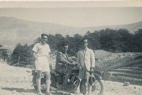 Antranik Balian, Hagop – early 1940s