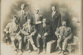 Armenian figures in 1909-1910