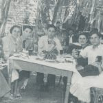 Arpi Kaloustian (3rd from left)