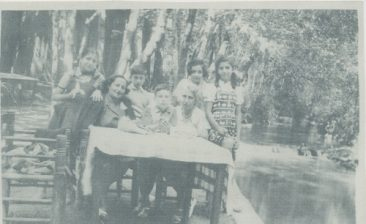 Arpi Kazanjian, Nanig, Vahak