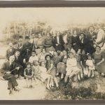 Arshag and Anahid Kaloustian - Beirut 7 June 1925