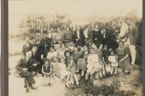 Arshag and Anahid Kaloustian – Beirut 7 June 1925