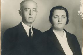 Arshag and Dikranouhi Kaloustian (Studio D'Art) – 1940s