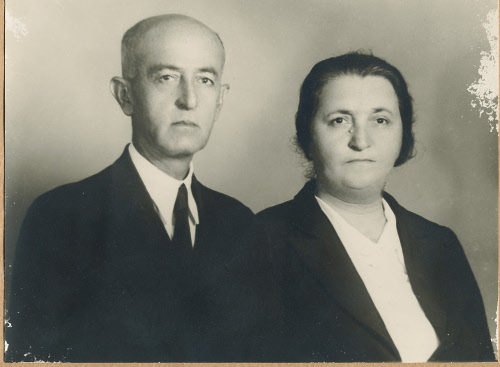 Arshag and Dikranouhi Kaloustian (Studio D'Art) – 1940s