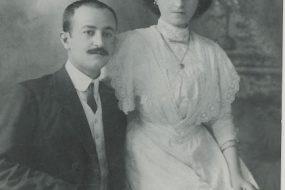 Arshag and Dikranouhi Kaloustian