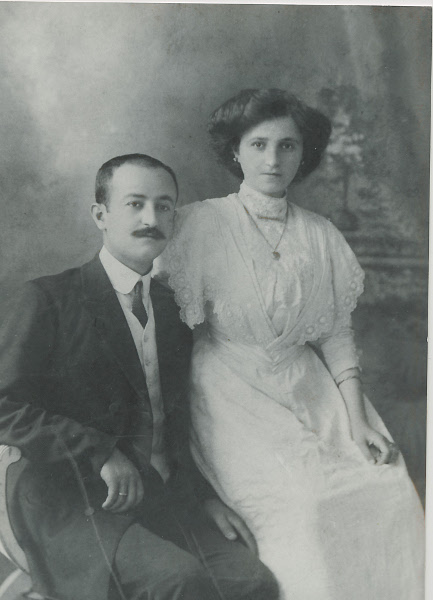Arshag and Dikranouhi Kaloustian