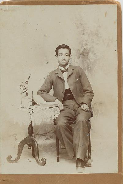 Arshag Kaloustian – Ayntab 23 May 1901