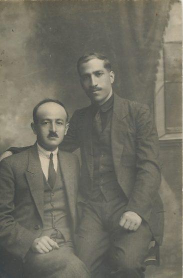 Arshag Kaloustian – 1923