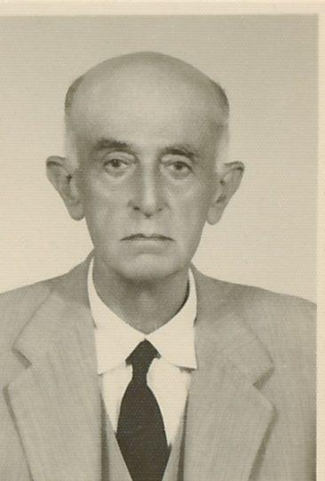 Arshag Kaloustian – 1950s