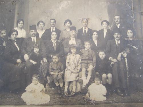 Arshag Kaloustian family