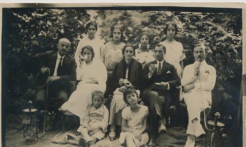 Arshag Kaloustian, Dikranouhi – Zahleh (Lebanon) 23 September 1923