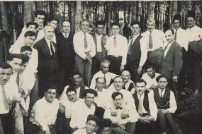 Arshag Kaloustian, Goms – 5 May 1929