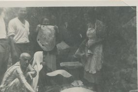 Arshag Kaloustian, tonir hats – 8 October 1937